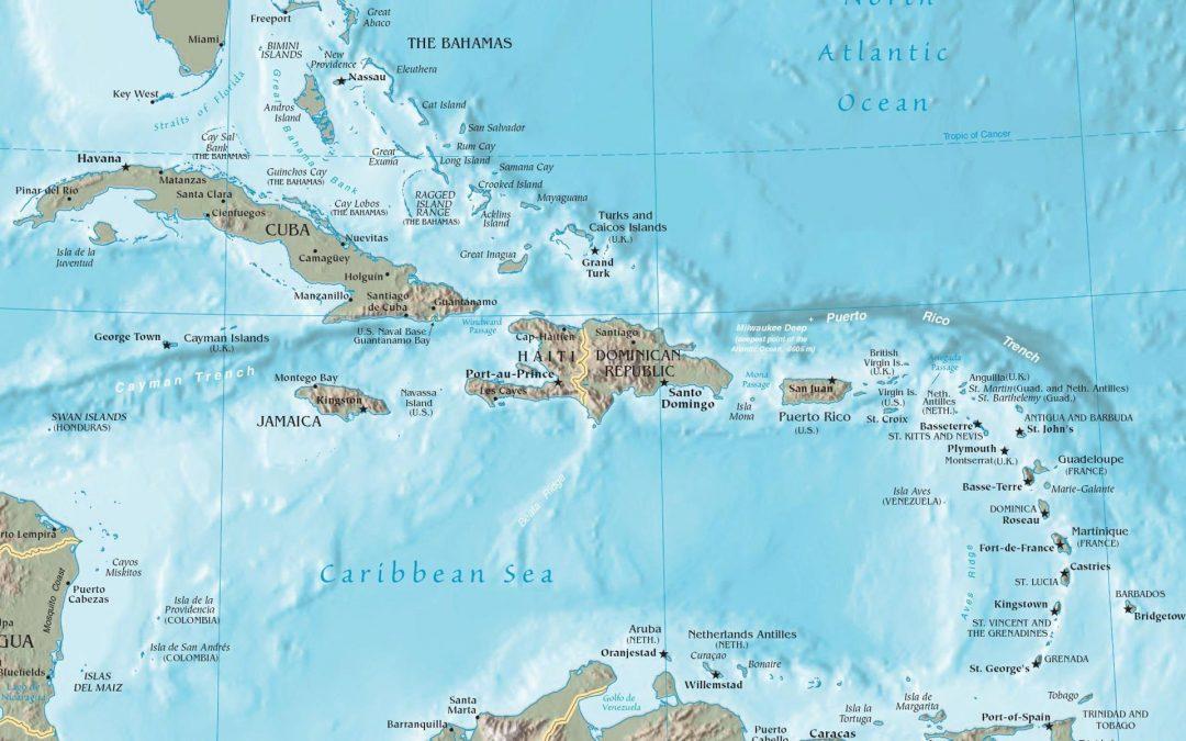 March – April 2020, Caribbean